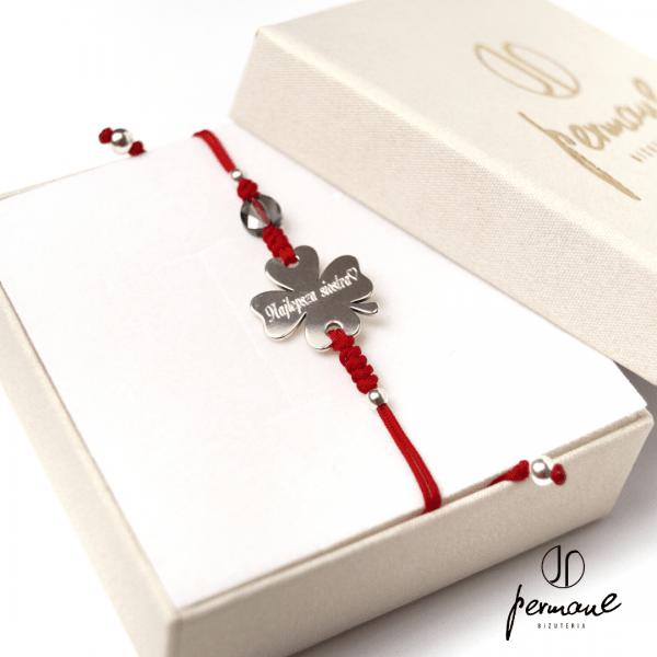 Bransoletka-z-personalizowaną-koniczyną-i-kryształkiem-Swarovskiego-BE-LUCKY-PERMANE-BIŻUTERIA-600×600-min